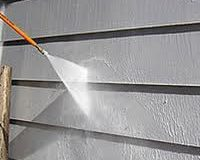 cleaning vinyl siding